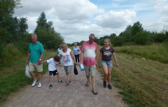 Summer Outing to Stanwick Lakes - 20th August 2013